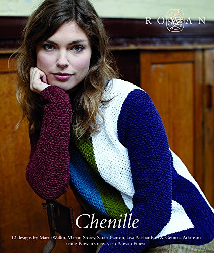 Rowan Chenille pattern book (Chenille Knitting Patterns)