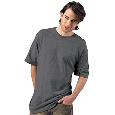 cd6736e5287 Gildan Ultra Cotton® Tall 6 oz. Short-Sleeve T-Shirt  Amazon.co.uk  Clothing
