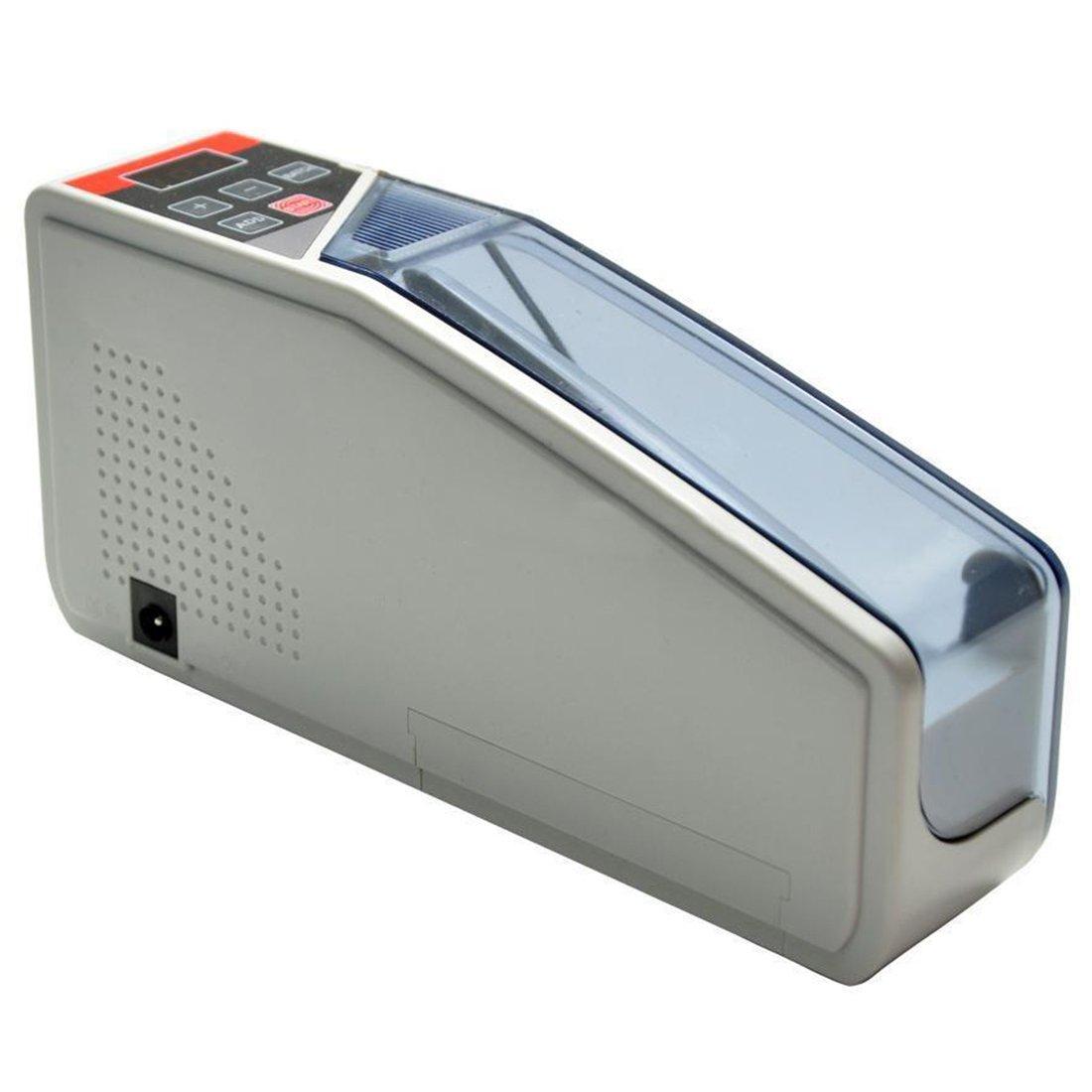 Counter Machine - SODIAL(R) Handy Bill Cash Count Portable Mini Money Currency Counter Machine 100-240V