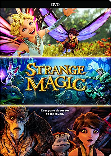 Amazon com: Strange Magic: Evan Rachel Wood, Kristin