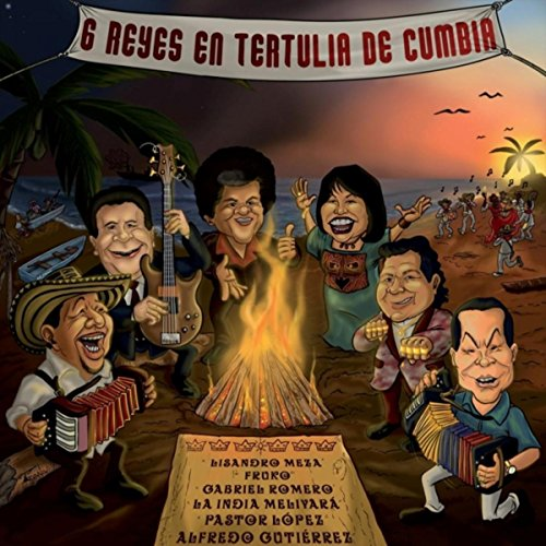 ... 6 Reyes en Tertulia de Cumbia