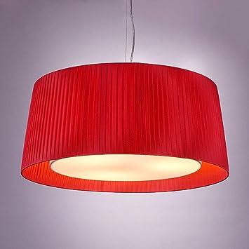 XDTG Colgante de Sombra de luz Industrial Lámpara de Techo ...