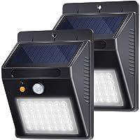 Lámpara Solar, Luces Solares LED Exterior 120° Sensor