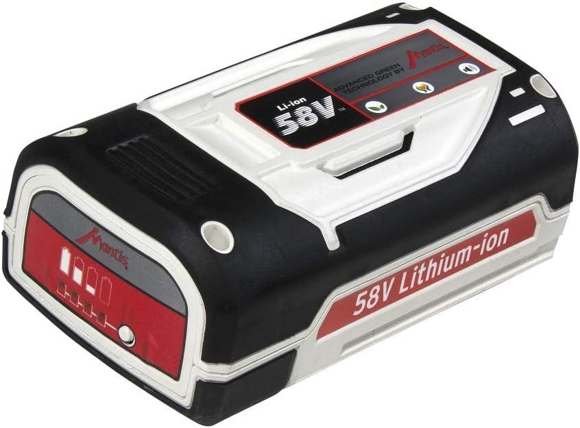 Mantis 3501-01 58V Lithium Ion Battery, White