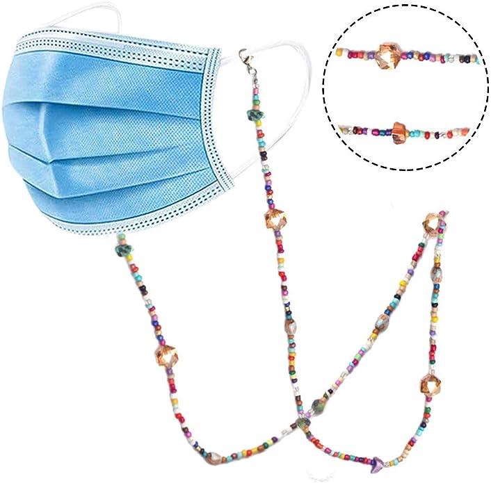 Fashyner Children Mask Cord Holder Women Men Extender Eyeglass Rope Glasses Chains Face Mask Lanyards Neck Straps
