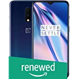 (Renewed) OnePlus 7 (Mirror Blue, 6GB RAM, 128GB Storage)
