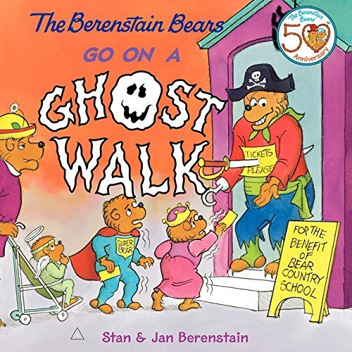 The Berenstain Bears Go on a Ghost Walk by Stan Berenstain (2005-09-06)