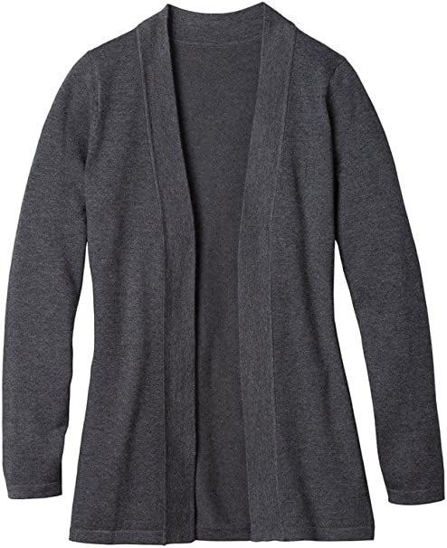 Edwards Womens Open Front Cardigan