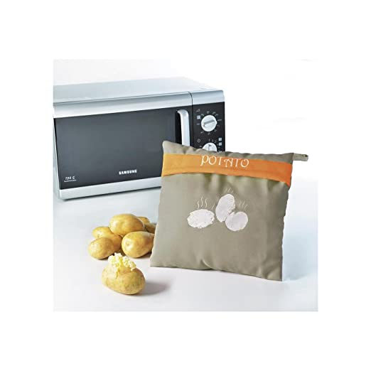 ELICUISINE 013817 Bolsa para cocinar Patatas microondas ...
