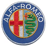auto alfa romeo - Alfa Romeo Auto cars Spider Italien iron sew on patches Logo Vest Jacket Hat Hoodie Backpack Iron On patches