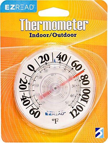 Gegenwind Consumer Produkte 840-00063,5in. Zifferblatt Thermometer