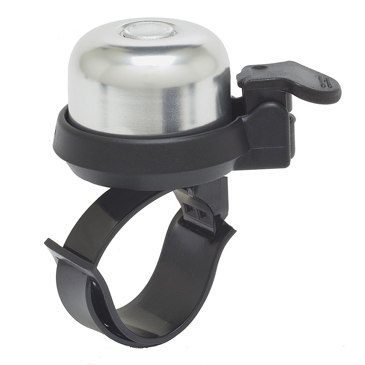 Mirrycle Incredibell Adjustabell 2 Bike Bell, Black MirrycleCorp 20AJBL
