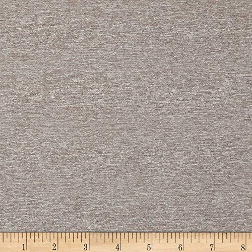Fabric Polyacrylic - BrightOUT Blackout Drapery Interstellar Flannel Fabric by The Yard
