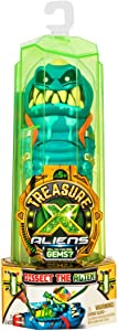 Treasure X Aliens - Dissection Kit with Slime, Action Figure, and Treasure