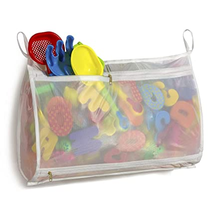Amazon.com: GRKC - Organizador de juguetes de malla para ...