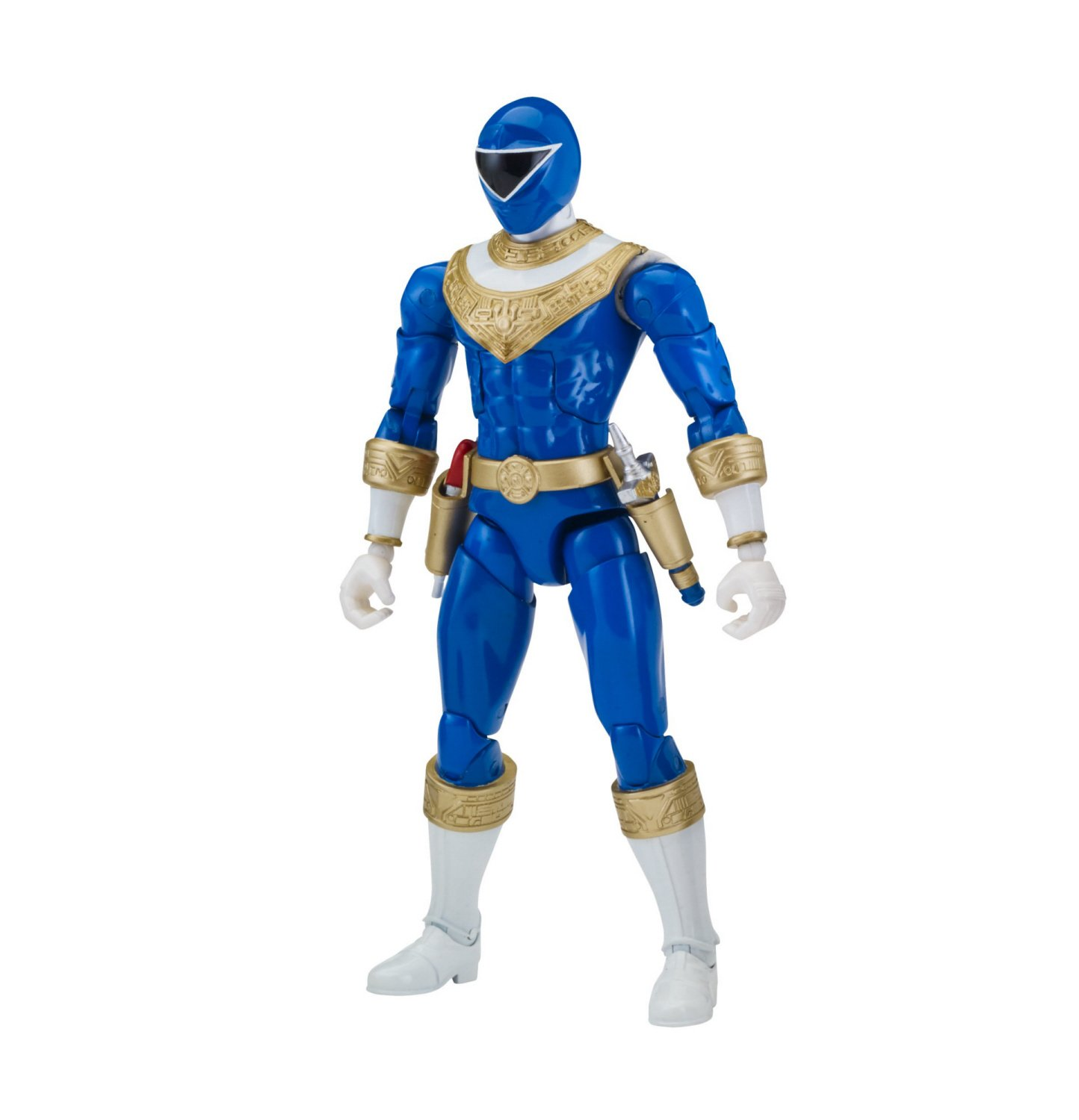 Power Rangers Zeo Action Figure, Blue by Power Rangers (Image #4)