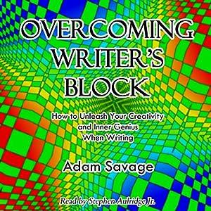 Overcoming Writer's Block Audiobook