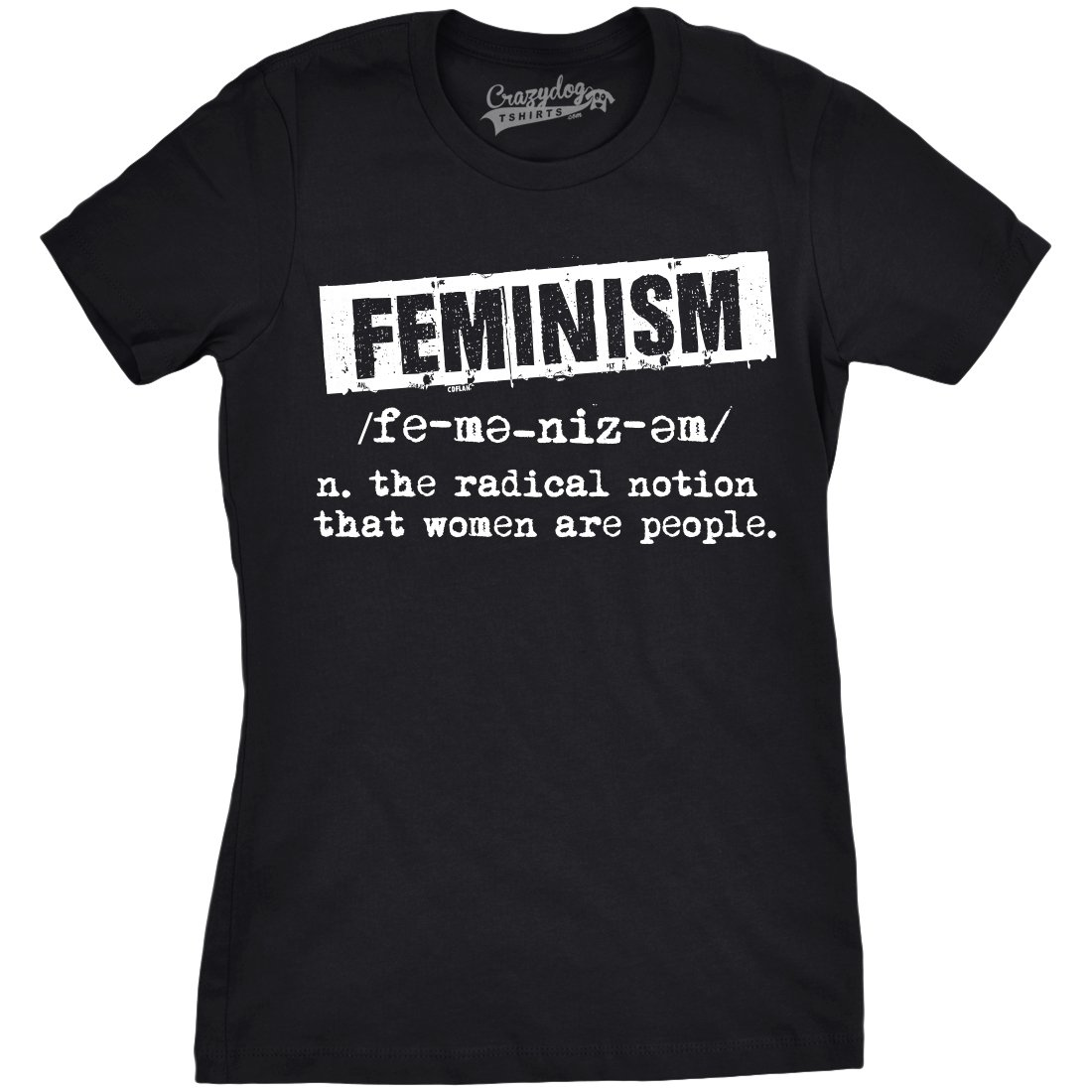 Feminist Definition Cool Empowert Tshirt For