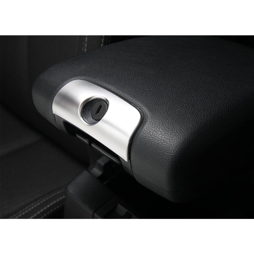 JeCar New ABS TJ Hood Latch Hood Pins for 1997-2006 Jeep Wrangler TJ Hood Replacement 2pcs/Set(Black)