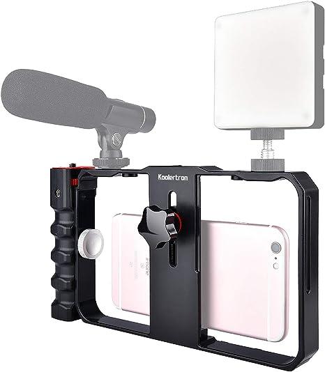 Koolertron Estabilizador de Movil para Teléfono Celular Camara ...