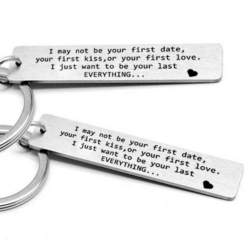 Amazon com: JK Home I May Not Be Your First Date Keychain