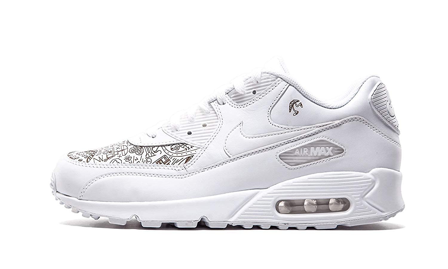 low priced f5c7b 48df1 Amazon.com  Nike Air Max 90 Laser - 032616 212  Shoes