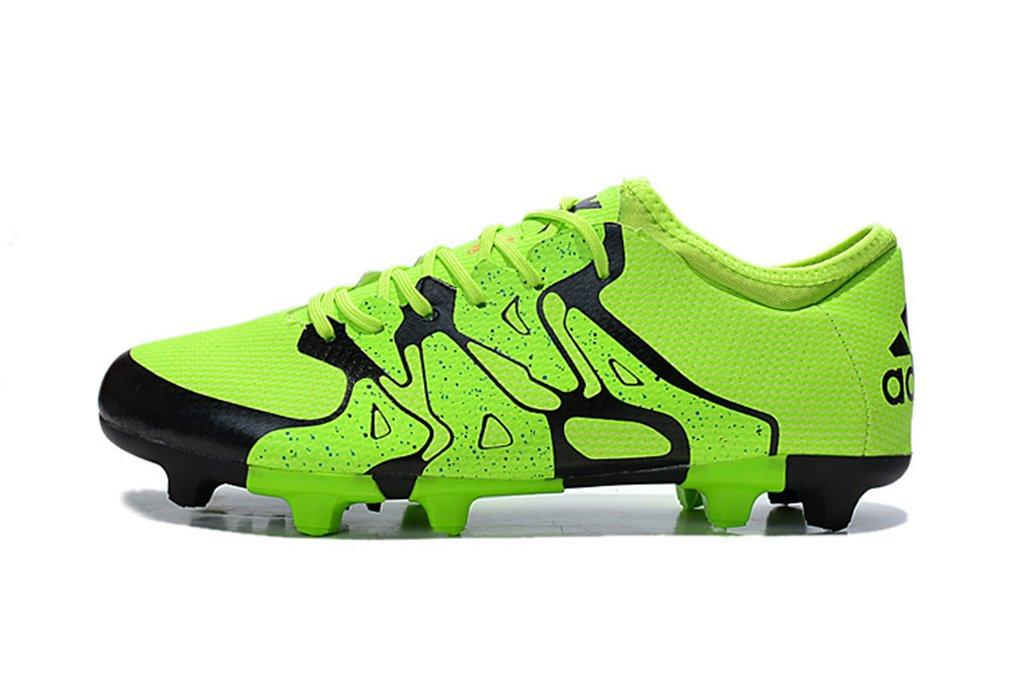 Generic Herren 's X 15,1 FG AG grün Niedrig Fußball Schuhe Fußball Stiefel