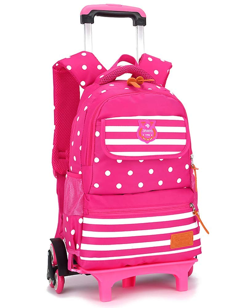 110a440a7d58 Amazon.com: Jumedy Ultralight Children's Trolley Bag Schoolgirl ...