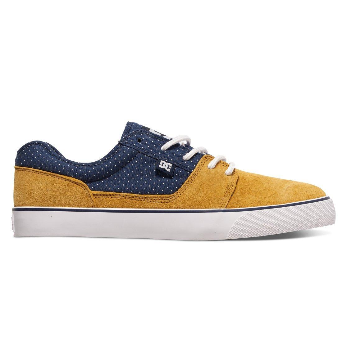 DC Men's Tonik SE Skate Shoe 6 D(M) US|Camel