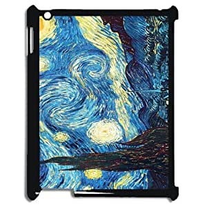Van Gogh Starry Night Plastic Case Back Cover iPad Air