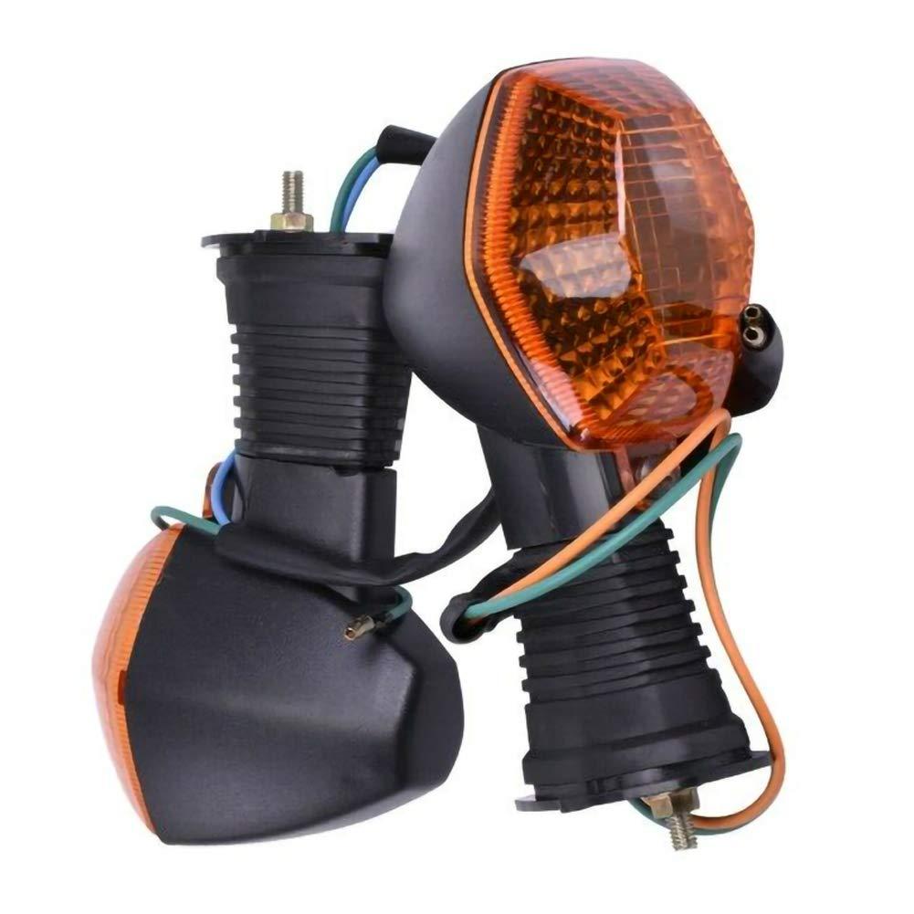 DD-BOMG 1 coppia di indicatori di direzione per moto a LED