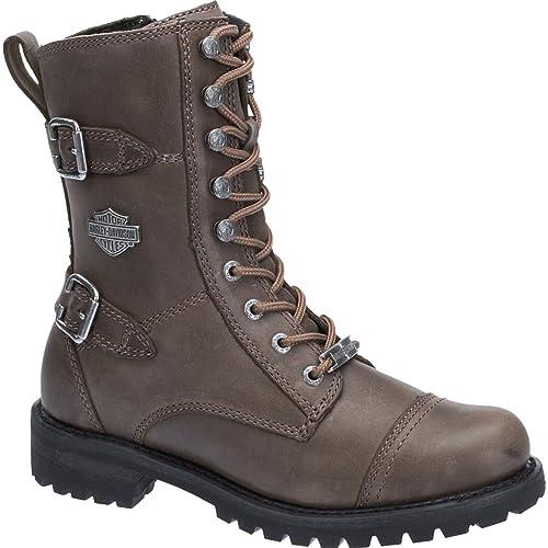 Harley-Davidson - Harley davidsonbalsa - Botines Camperos - Stone: Amazon.es: Zapatos y complementos