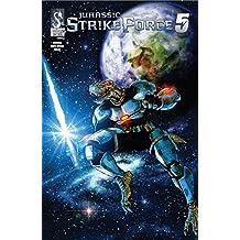 Jurassic Strike Force 5 #2