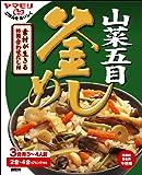 ヤマモリ 山菜五目 釜めしの素 240g×5個