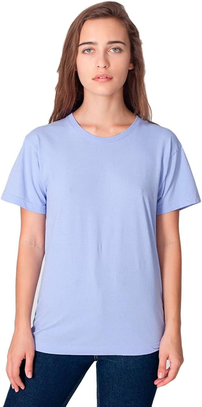 American Apparel Men's Unisex Power Washed T-Shirt