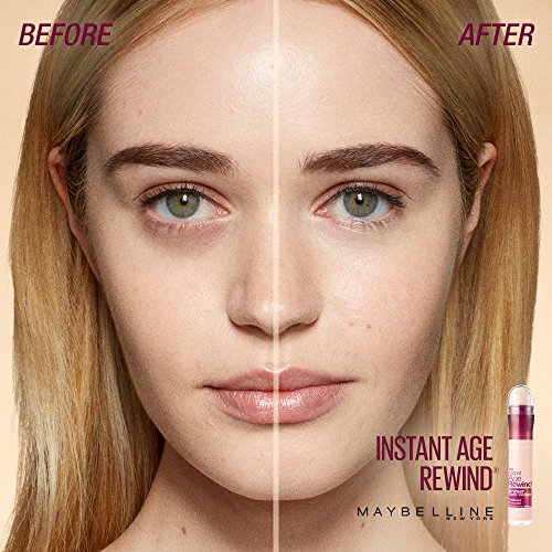 Maybelline New York Instant Age Rewind Eraser Dark Circles Treatment Concealer Makeup, Neutralizer, 0.2 fl. oz.