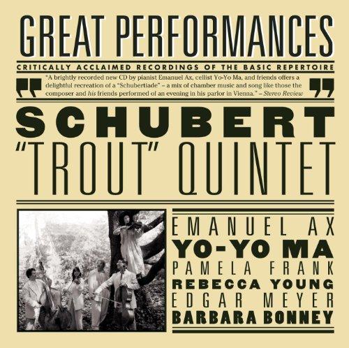 Schubert: Trout Quintet; Arpeg...
