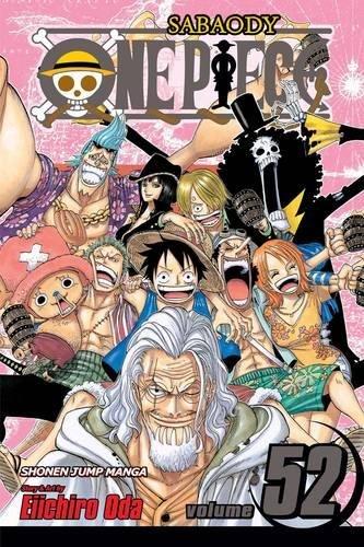 One Piece, Vol. 52 (52) (Gr 52)