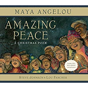 Amazing Peace: A Christmas Poem Paperback – September 23, 2008