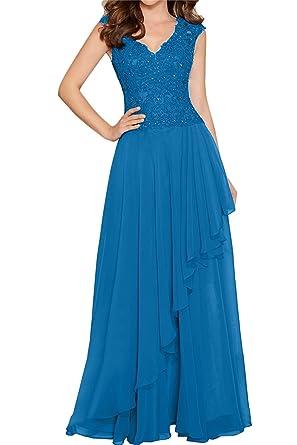 Kleid lang fuchsia