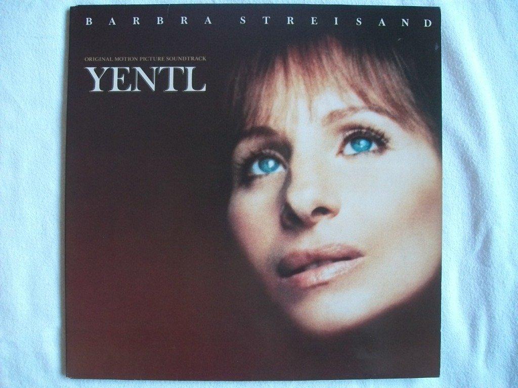 Barbra Streisand Michel Legrand Barbra Streisand Yentl Lp 1983
