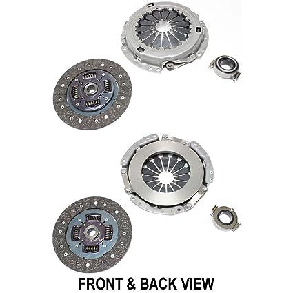 Amazon.com: Diften 410-A0176-X01 - New Kit Clutch Chevy Toyota Celica Corolla Geo Prizm Pontiac Vibe Matrix xA: Automotive