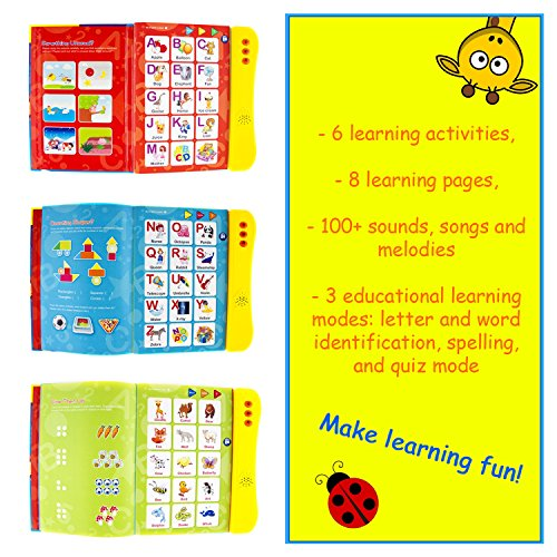 Abc sound book for children english letters words learning abc sound book for children english letters words expocarfo
