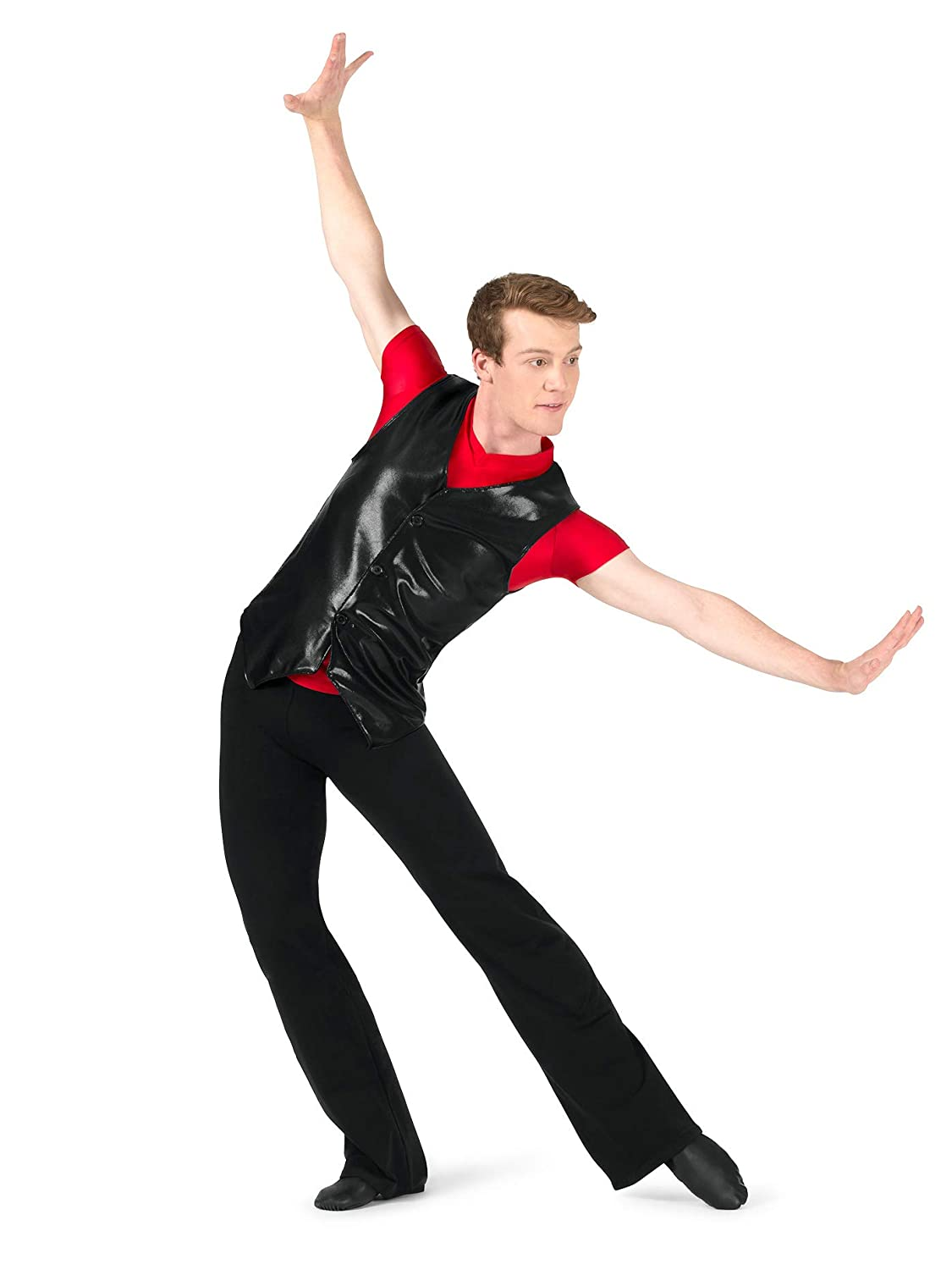 bef75d959090 Body Wrappers Mens Dancewear Jazz Pant - M191 at Amazon Men's Clothing  store: