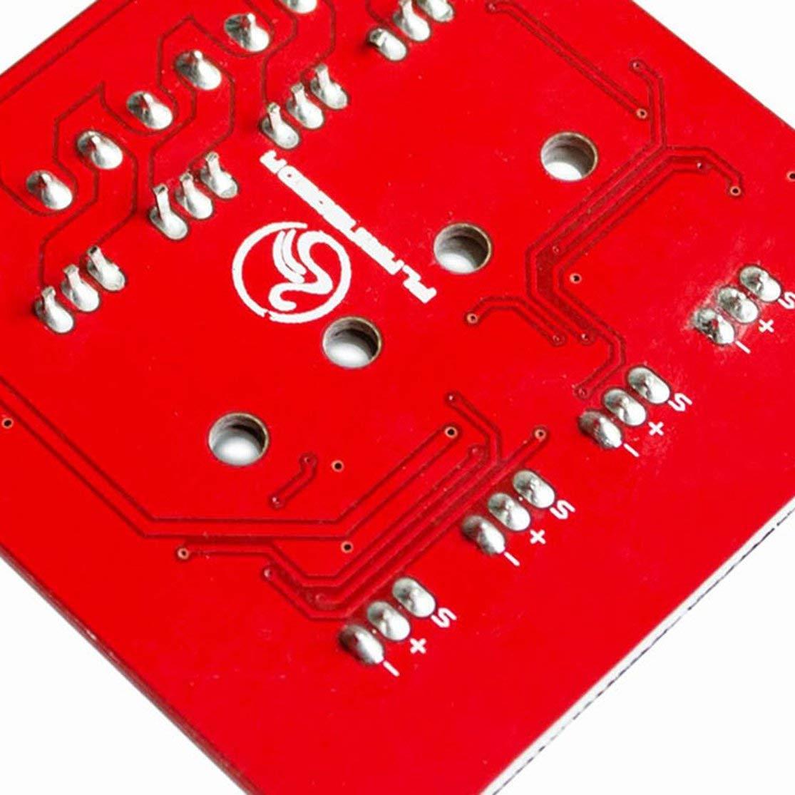 4-Kanal 4-Wege-MOSFET-Taster IRF540 V2.0 Farbe: Multicolor MOSFET-Schaltmodul Arduino