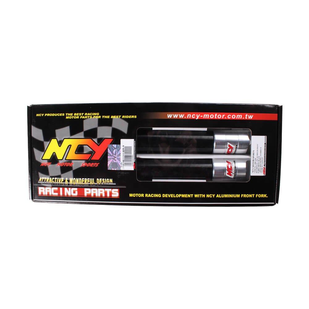 NCY Performance Gabeln (Drum, alle schwarz); Honda Ruckus: Amazon.de ...