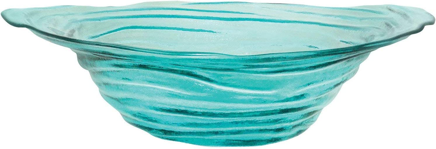 ELK Lighting 308611 Decorative Bowl, Basic Turquoise