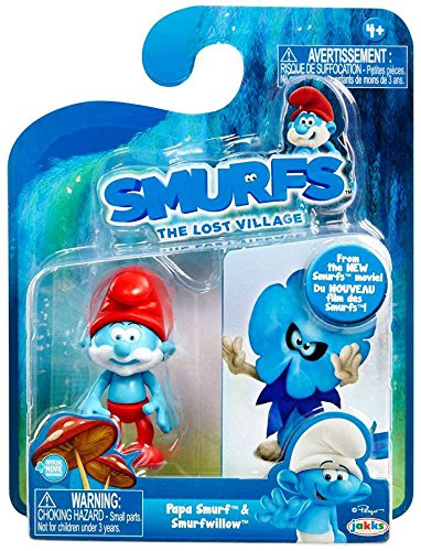 Smurfs Village Smurf Willow Figure product image