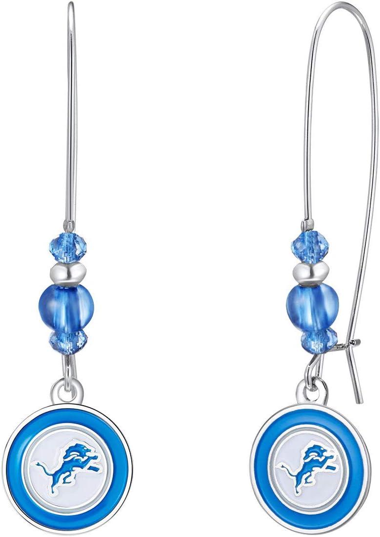 NFL Kidney Wire Hook Earrings