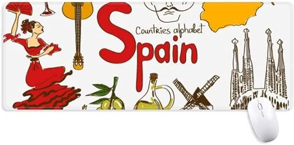 beatChong Animales España Landscap Bandera Nacional Alfombrilla De ...
